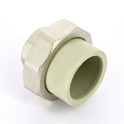 """Муфта с разъемным соединением FV-plast Ø 32 мм × 3/4"""" полипропиленовая, сварка (внутренняя резьба) купить в интернет-магазине Азбука Сантехники"""