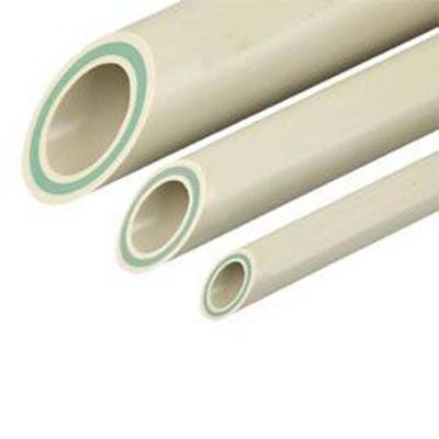 Труба полипропиленовая армированная PN20 FV-plast Faser Ø 63 × 10,5 мм со стекловолоконным слоем купить в интернет-магазине Азбука Сантехники