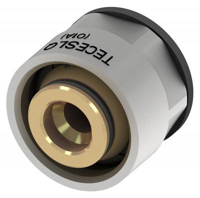 """Резьбозажимное соединение Ø 16 мм × 3/4"""" для труб SLQ PE-RT, Тип 2, TECE TECEfloor (77211600) купить в интернет-магазине Азбука Сантехники"""