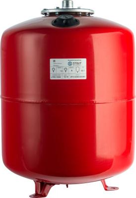 Расширительный бак STOUT 50 л для отопления, вертикальный купить в интернет-магазине Азбука Сантехники