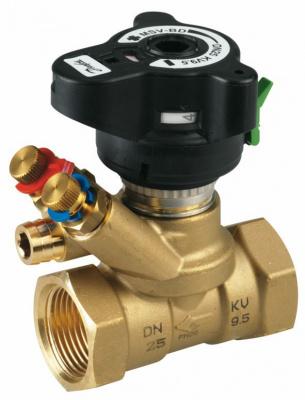 """Балансировочный клапан Danfoss MSV-BD 15 Ø 1/2"""" купить в интернет-магазине Азбука Сантехники"""