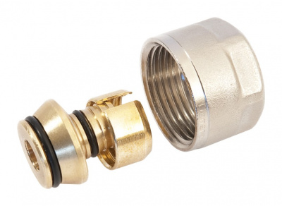 """Евроконус для труб PEX-AL-PEX STOUT Ø 20 × 2,0 мм × 3/4"""" купить в интернет-магазине Азбука Сантехники"""