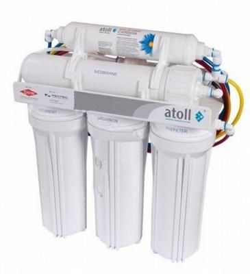 Система очистки воды ATOLL A-575E Sailboat с обратным осмосом купить в интернет-магазине Азбука Сантехники