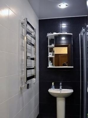 Полотенцесушитель водяной Grota Brezza 530 × 900 мм купить в интернет-магазине Азбука Сантехники