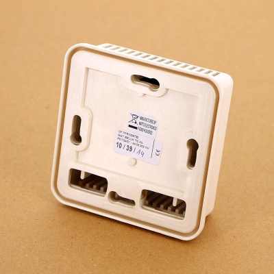 Термостат комнатный WATTS BELUX биметаллический 10 А, 230 В, 5–35 ˚C купить в интернет-магазине Азбука Сантехники