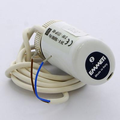 Привод термоэлектрический EMMETI Control T нормально открытый, 24 В купить в интернет-магазине Азбука Сантехники