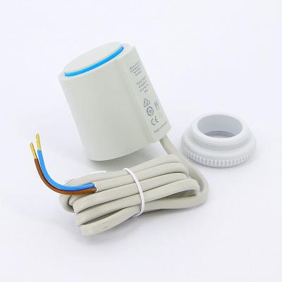 Привод термоэлектрический REHAU UNI нормально закрытый 24 В купить в интернет-магазине Азбука Сантехники