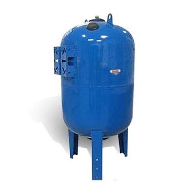 Zilmet ULTRA-PRO - 300 л гидроаккумулятор вертикальный синий (PN25, мембрана бутил, фланец стальной) купить в интернет-магазине Азбука Сантехники
