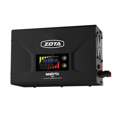 Источник бесперебойного питания ZOTA Matrix W600, 600 Вт, 12 В купить в интернет-магазине Азбука Сантехники