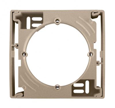 Schneider Electric Sedna Титан Коробка наружного монтажа универсальная наборная купить в интернет-магазине Азбука Сантехники