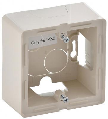 Legrand Valena Life Слоновая кость Коробка для накладного монтажа 1 пост купить в интернет-магазине Азбука Сантехники