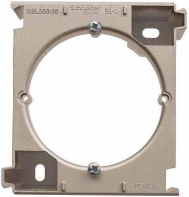 Schneider Electric Glossa Титан Расширение коробки наружного монтажа купить в интернет-магазине Азбука Сантехники