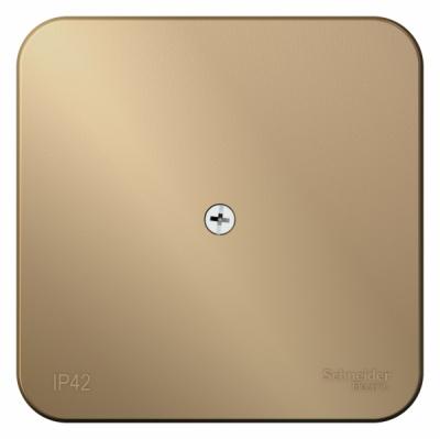 Schneider Electric Blanca Титан Коробка распределительная накладного монтажа IP42 купить в интернет-магазине Азбука Сантехники