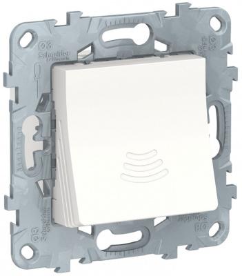 Schneider Electric Unica New Белый Звонок электронный 70 дБ/ 1 м купить в интернет-магазине Азбука Сантехники