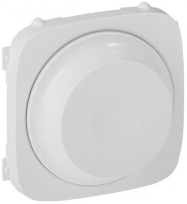 Legrand Valena Allure Белый Накладка светорегулятора поворотного купить в интернет-магазине Азбука Сантехники