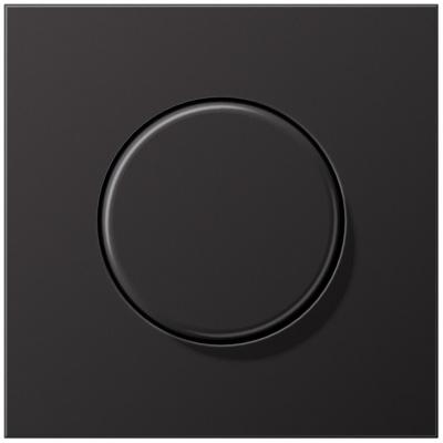 Jung Латунь Dark Накладка светорегулятора поворотного купить в интернет-магазине Азбука Сантехники