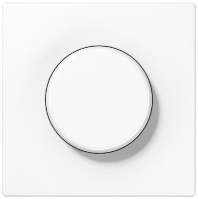 Jung Белый Накладка светорегулятора поворотного (LS1940WW) купить в интернет-магазине Азбука Сантехники
