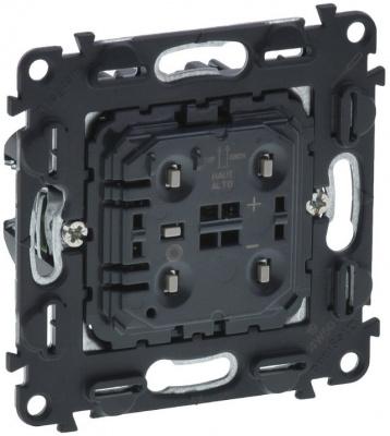 Legrand Valena In'Matic Механизм Светорегулятор кнопочный для балласта 1-10V с нейтралью купить в интернет-магазине Азбука Сантехники