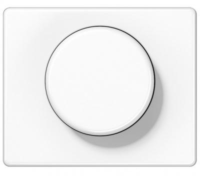 Jung Белый Накладка роторного механизма белая купить в интернет-магазине Азбука Сантехники