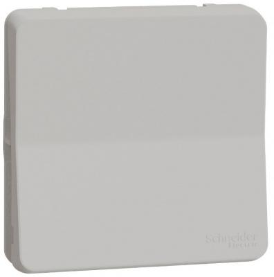 Schneider Electric Mureva Styl Белый Переключатель 1-клавишный двухполюсный IP55 купить в интернет-магазине Азбука Сантехники