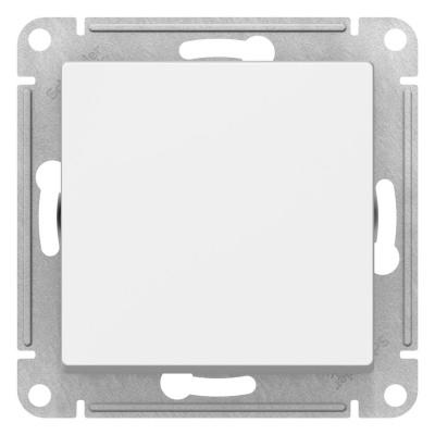 Schneider Electric AtlasDesign Белый Переключатель перекрестный сх.7 10AX механизм купить в интернет-магазине Азбука Сантехники
