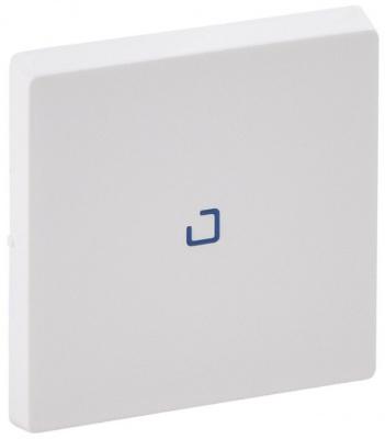 Legrand Valena Life Белый Накладка переключателя промежуточного с подсветкой/индикацией купить в интернет-магазине Азбука Сантехники