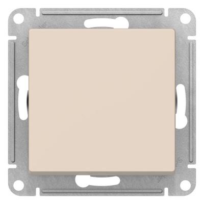 Schneider Electric AtlasDesign Бежевый Переключатель перекрестный сх.7 10AX механизм купить в интернет-магазине Азбука Сантехники