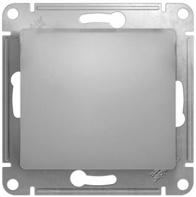 Schneider Electric Glossa Алюминий Переключатель перекрестный (схема 7) купить в интернет-магазине Азбука Сантехники