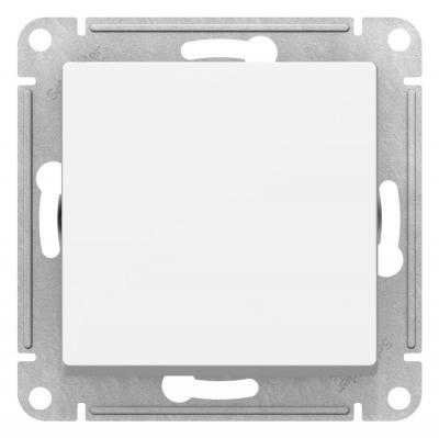 Schneider Electric AtlasDesign AQUA Белый Переключатель 1-клавишный IP44 сх.6 10AX механизм купить в интернет-магазине Азбука Сантехники