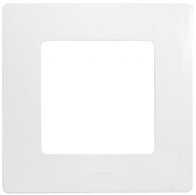 Legrand Etika Белый Рамка 1 пост купить в интернет-магазине Азбука Сантехники