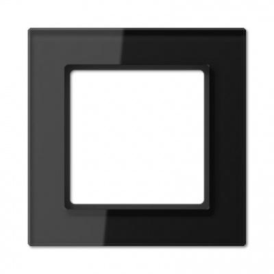 Jung A creation Стекло Черный Рамка 1-ая купить в интернет-магазине Азбука Сантехники