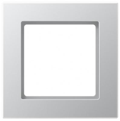 Jung A creation Алюминий Рамка 1-ая купить в интернет-магазине Азбука Сантехники