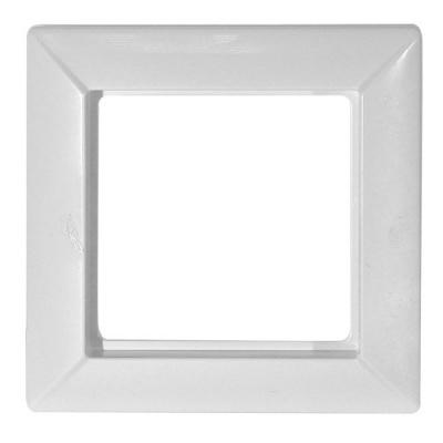 Jung EcoProfi Белый Рамка 1-постовая купить в интернет-магазине Азбука Сантехники