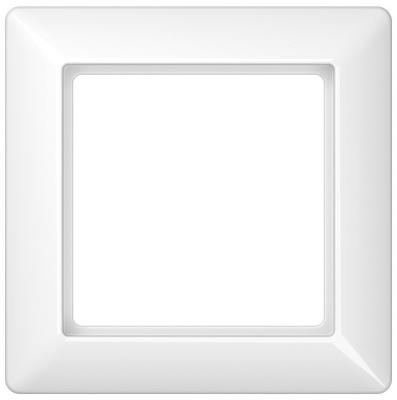 Jung AS 500 Белый Рамка 1-ая купить в интернет-магазине Азбука Сантехники