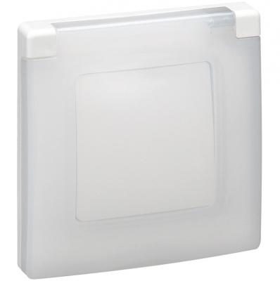 Legrand Etika Белый Рамка 1 пост IP44 купить в интернет-магазине Азбука Сантехники