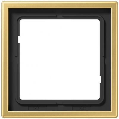 Jung LS 990 Латунь Classic Рамка 1-ая купить в интернет-магазине Азбука Сантехники