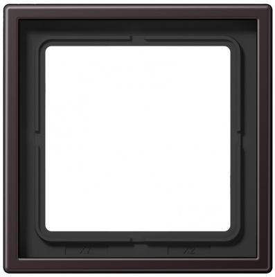 Jung LS 990 Латунь Dark Рамка 1-ая купить в интернет-магазине Азбука Сантехники