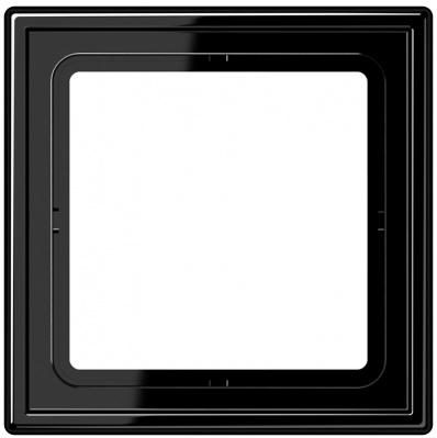 Jung LS 990 Черный Рамка 1-ая купить в интернет-магазине Азбука Сантехники
