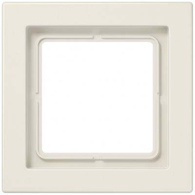 Jung LS-design Слоновая кость (дуропласт) Рамка 1-ая купить в интернет-магазине Азбука Сантехники