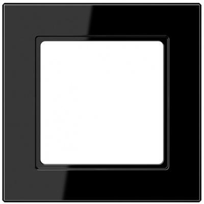 Jung A creation Черный Рамка 1-ая купить в интернет-магазине Азбука Сантехники