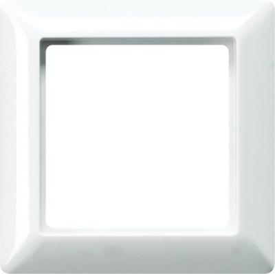 Jung AS 500 Белый Рамка ударопрочная 1-ая купить в интернет-магазине Азбука Сантехники