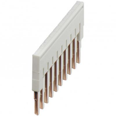 Schneider Electric Linergy TR Перемычка штыревая 10-полюсная серый купить в интернет-магазине Азбука Сантехники