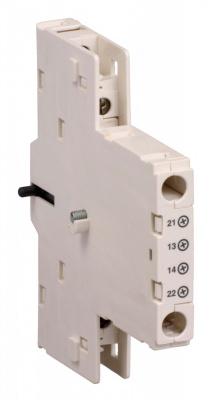 Schneider Electric Дополнительный контакт НО+3НЗ купить в интернет-магазине Азбука Сантехники