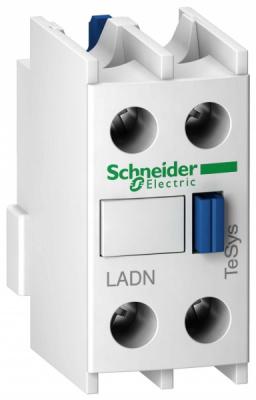 Schneider Electric Дополнительный контакт блок 2НО фронтальный монтаж крепление с помощью винтовых зажимов купить в интернет-магазине Азбука Сантехники