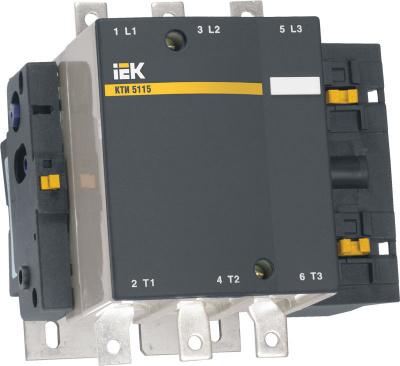 IEK Контактор КТИ-5150 150A 400V/АС3 купить в интернет-магазине Азбука Сантехники