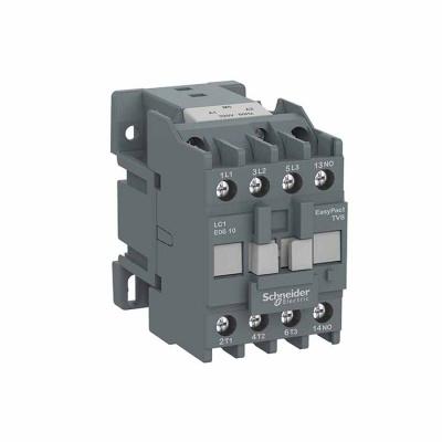 Schneider Electric Контактор TVS 1НЗ 9А 400В AC3 24В 50/60ГЦ купить в интернет-магазине Азбука Сантехники