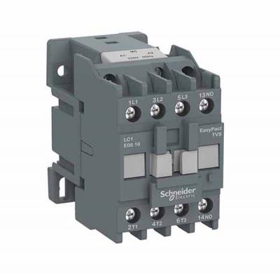 Schneider Electric Контактор TVS 1НЗ 12А 400В AC3 24В 50/60ГЦ купить в интернет-магазине Азбука Сантехники