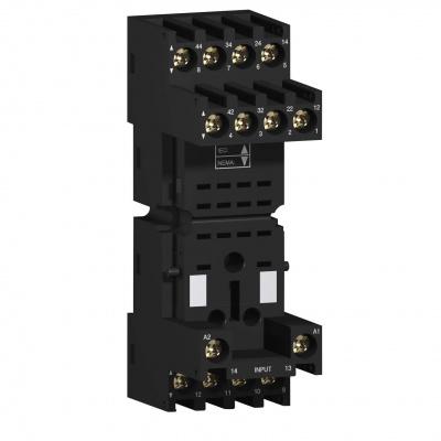 Schneider Electric Колодка с комбинированным контактами 4CO 30мм купить в интернет-магазине Азбука Сантехники