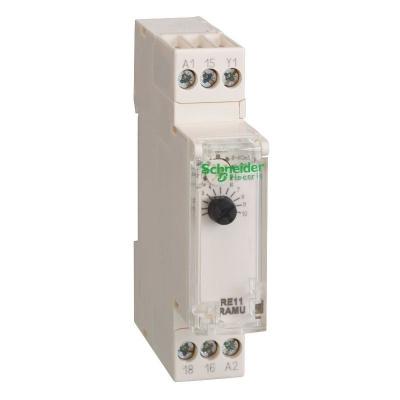 Schneider Electric Реле времени модульное с выдержкой на включение =24В ~24-240В купить в интернет-магазине Азбука Сантехники