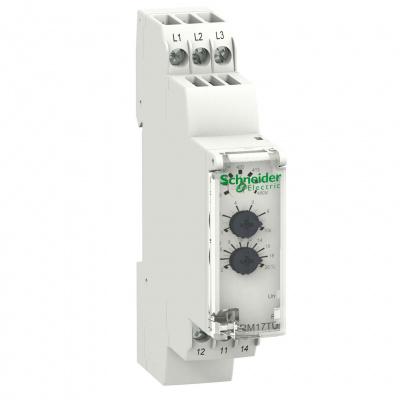Schneider Electric Telemecanique Реле контроля чередования обрыва фаз 208-480V AC купить в интернет-магазине Азбука Сантехники